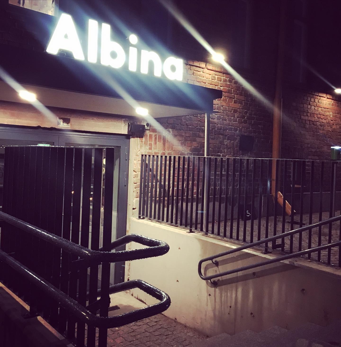 Albina & Aleksis, Aleksis Kiven katu 23 Helsinki